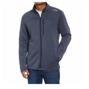 Hi-Tec Men's Scuba Full Zip Jacket